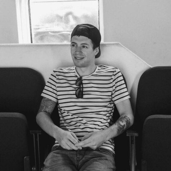 Benjamin at Debreuck Neirynck: An Ever-developing Java Developer